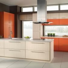 Avigon - Ontario Maple FoilSolitaire - 835 Matte Orange